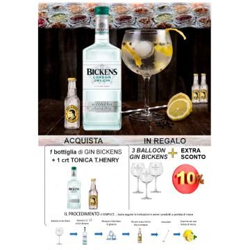 Promo Campari GIN BIKENS