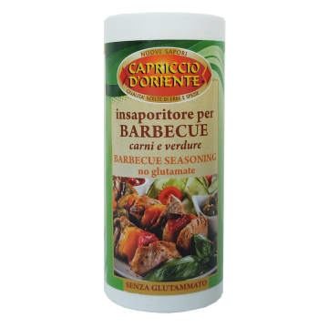 INSAPORITORE BARBECUE 100gr PET SIDEA #