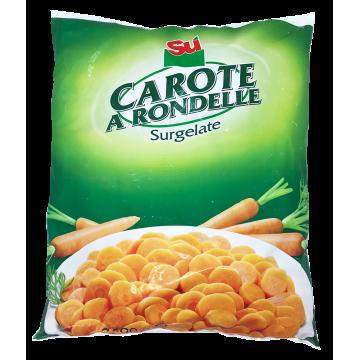 ** CAROTE a RONDELLE 2.5kg. BUSTA SU'