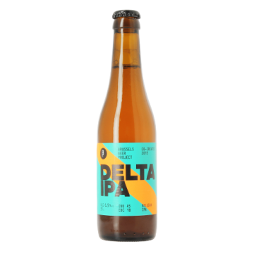 BEER PROJECT DELTA IPA 0.33 BT #