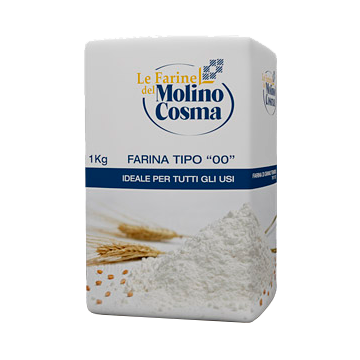 FARINA 00 1kg. MOLINO COSMA # (10)