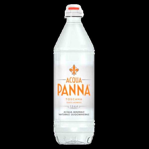 NATURALE PANNA 0.75x6 PET /