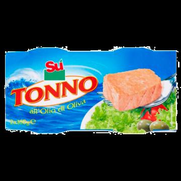 TONNO O.OLIVA 2x160gr. SU # (24)