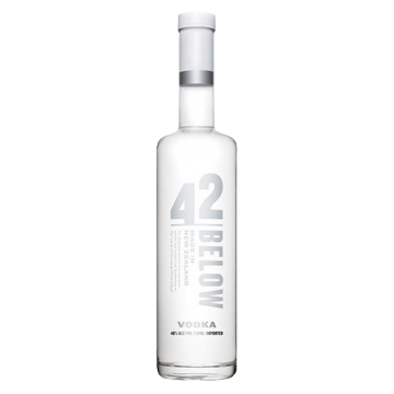 VODKA 42BELOW  LT  #