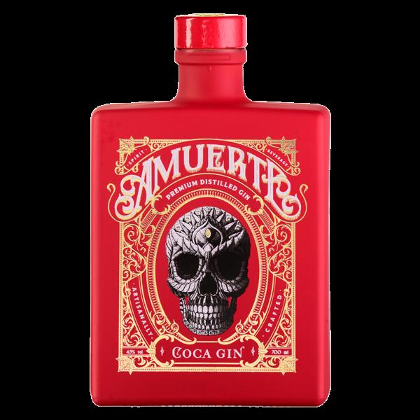 GIN AMUERTE RED  0.70 #