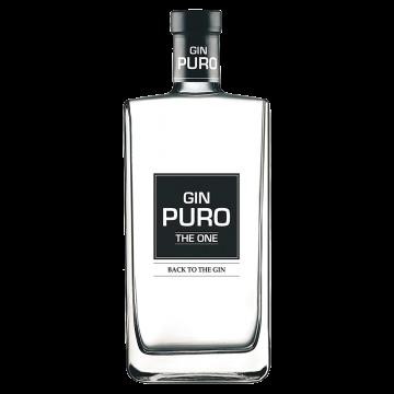 GIN PURO  0.70 #
