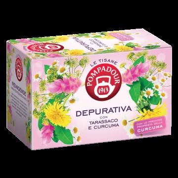 TISANA DEPURATIVA 18f POMPADOUR