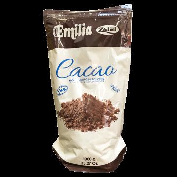 CACAO ZUCCHERATO 1kg. ZAINI  # (1)