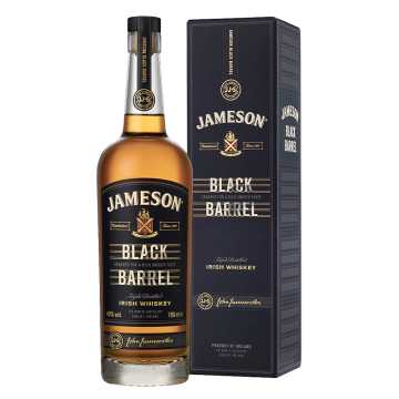 WHISKY JAMESON BLACK BARREL 0.70 #