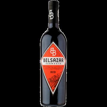 VERMOUTH BELSAZAR RED 0.75#