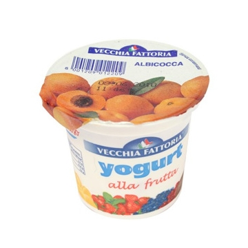 F YOGURT INT. 125gr. ALBICOCCA  #