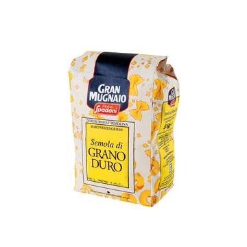 FARINA SEMOLA GRANO DURO 5kg. SPADONI  #