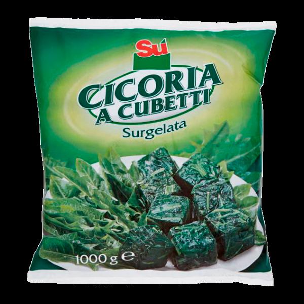 ** CICORIA A CUBETTI 1kg. SU'  #