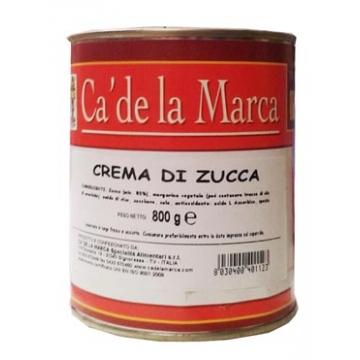 CREMA DI ZUCCA 4/4 800gr. C. MARCA # (2)