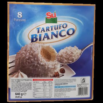 ** TARTUFO BIANCO 8pz.640gr. SU  #